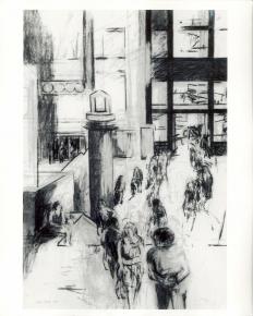 Central station Milan 1986