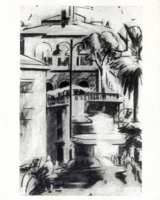 Palazzo Borghese 1992