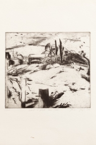 Etchings 1988 - 1989